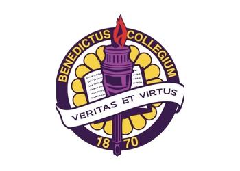 Alumnilogo benedictus