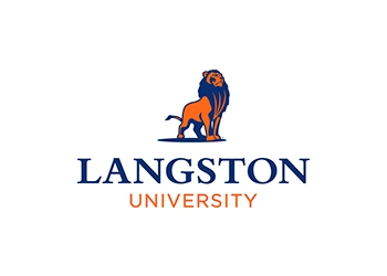 Alumnilogo langston
